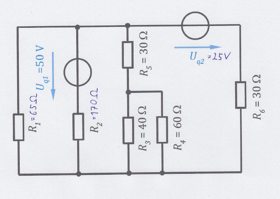 Elektrische Schaltung berechnen - diesteckdose.net